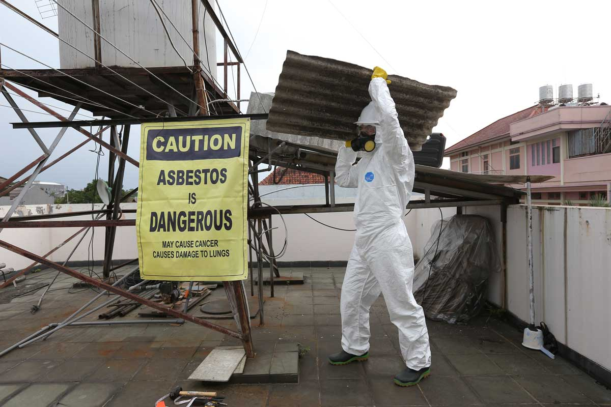Quick Way To Remove Your Asbestos Problems