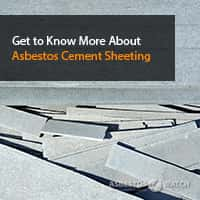 asbestos cement sheeting